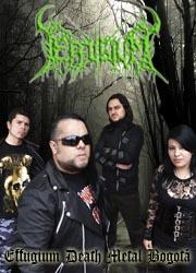 effugium banda death metal bogota colombia rock escena colombia rock al parque 2015 caletas bandas undergroud