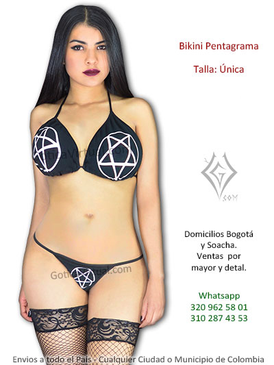 nikini pentagrama algodon negr tanga economico venta online domicilios envios venta bogota cali cesar alle sexy erotico sex shop colombia