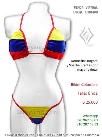 Bikini Seleccion Colombia