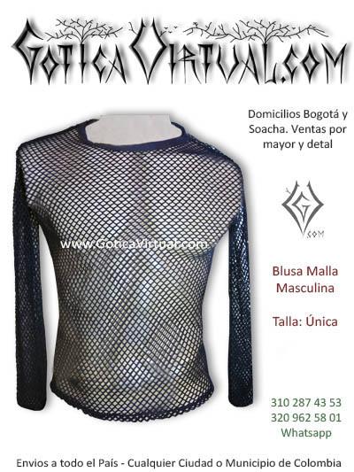 camiseta malla masculina negra economica hombre rock metal bogota caldas sincelejo soacha chapinero medellin villeta colombia