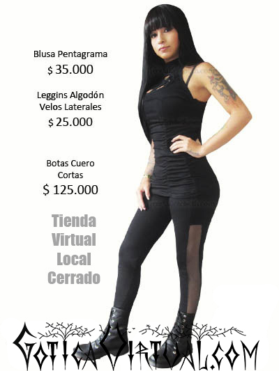 b7e69ec710aa botas goticas mujer bogota