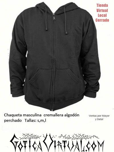 buso chaqueta cremallera capota bogota masculina ropa negra hombre sport tienda envios medellin cali pasto armenia manizales tunja