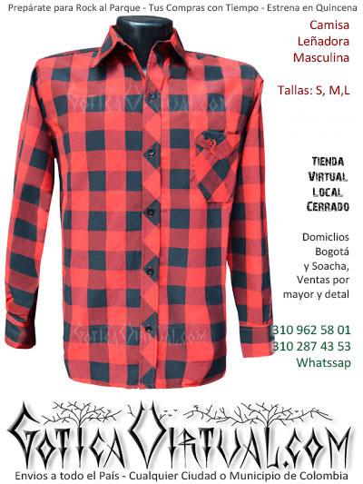 camisa lenadora masculina venta online economica envios bogota cali medellin armenia tunja pereira pasto cucuta santander colombia
