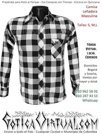 camisa lenadora masculina economica venta online envios bogota cali medellin cucuta quindio zipaquira la calera colombia