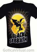 camiseta black sabbath bogota masculina negra hombre metal rock clasico vieja guardia envios medellin cali manizales pereira