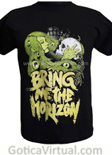 camiseta bring me the horizon envios cali pereira yopal pasto armenia ibague villavicencio pamplona hard core colombia