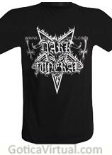 camiseta dark funeral logo pentagrama negras blackeras envios medellin cali manizales pereira ibague tunja pasto yopal