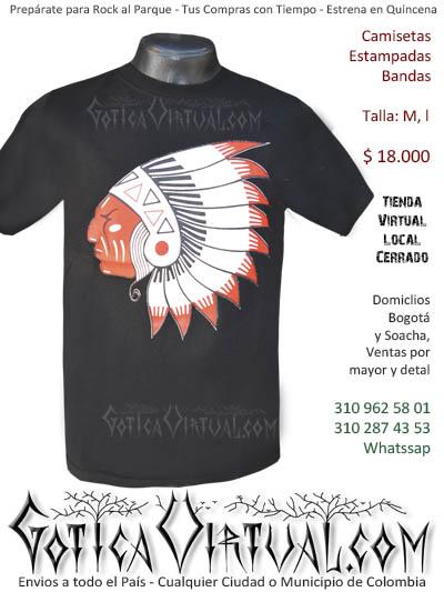 camiseta hombre estapada venta online domicilios bogota y soacha envios colombia