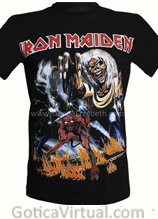 camiseta iron maiden para hombre bogota envios medellin pamplona itagui bucaramanga paipa boyaca antioquia