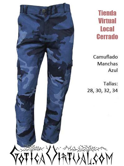 camuflado manchas azul bogota cali medellin pantalon barranquilla ventas por mayor y detal