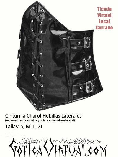 cinturilla charol hebillas costado lateral sexy fetiche gotico bogota envios cartagena santa marta ipiales cucuta tunja neiva