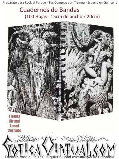 cuaderno stencil envios carnero ilustracion agenda envios colombia medellin cucuta pasto santander manizales