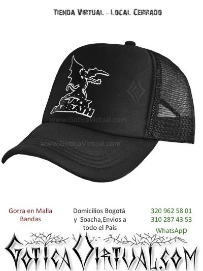 gorra black sabbath cachucha bandas economica venta online envios bogota zipaquira neiva medellin cucuta colombia