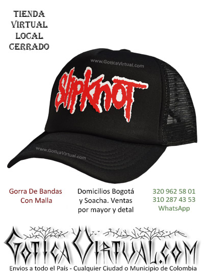 8d69eaeaf959e gorra slipknot cachucha bandas economica venta online envios bogota  zipaquira neiva medellin cucuta colombia