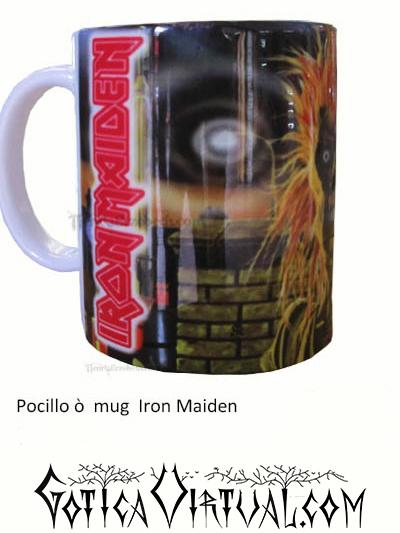 iron maiden articulos heavy mug rock metal venta gotico metaleras accesorios cali tienda pocillo bogota medellin manizales heavy death
