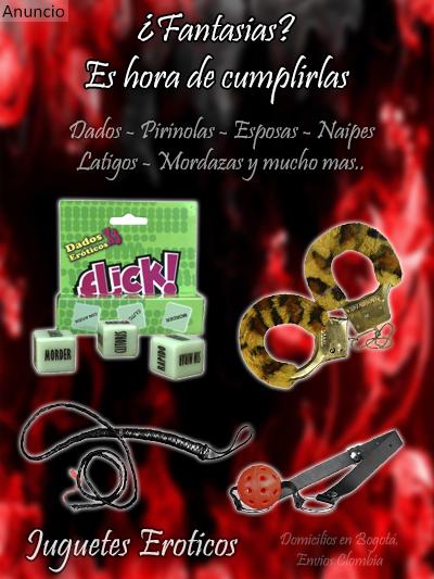 juguetes eroticos fantasias sexuales femeninas masculinas pareja juegos fetiches pasion sensualidad erotismos tienda online sex shop bogota colombia