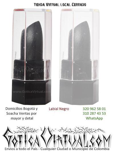 labial nero mate labios bonito sexy economico venta online envios bogota medellin cali villavicencio monteria santander colombia