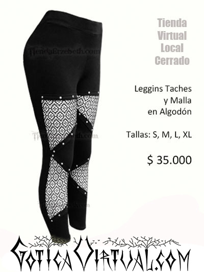 Leggings cotton dark store gothic clothing new york las vegas miami san francisco washington kansas denver houston orlando