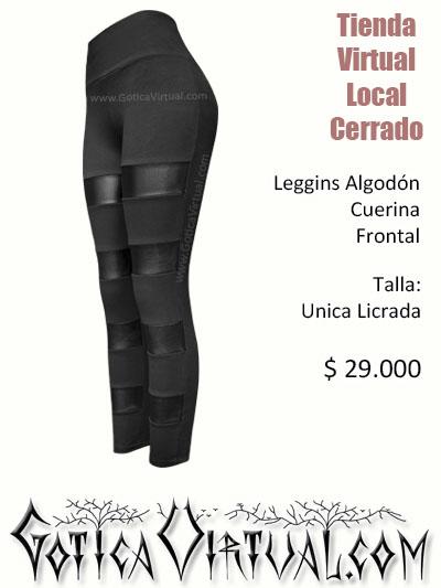 licrado leggins algodon cuerina frontal pantalon dama cucta pasto medellin yopal cali manizales