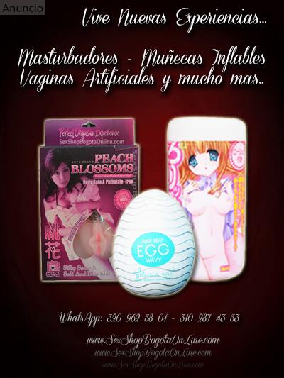 masturbadores masculinos tienda online erotica sex shop vaginas realistas artificiales munecas inflables total discrecion domicilos bogota colombia