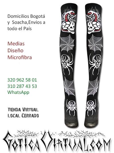 medias estilos varios medias negro licrado envios colombia medellin cali santande