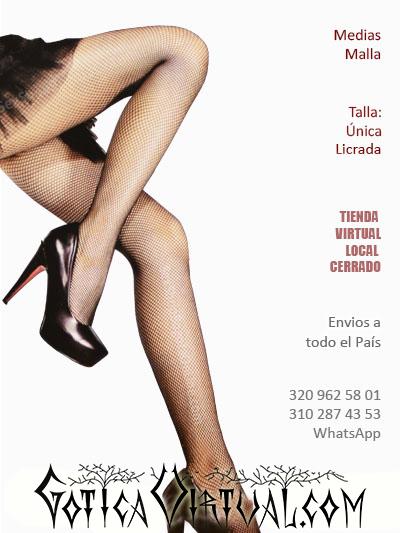 medias malla negra huecos sexy baratas economica mujer femenina bonitas bogota ventas bodega sex shop online medelli cali bucaramanga manizales colombia