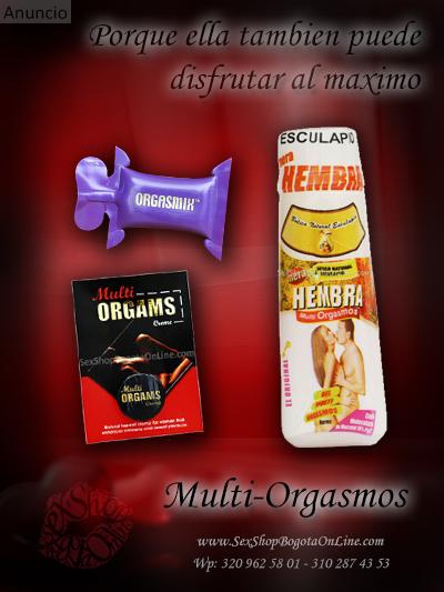 crema multi orgasmos gel sex shop chica femenina excitante vaginal tienda online bogota cali santander calarca tolima pereira pasto boyaca colombia