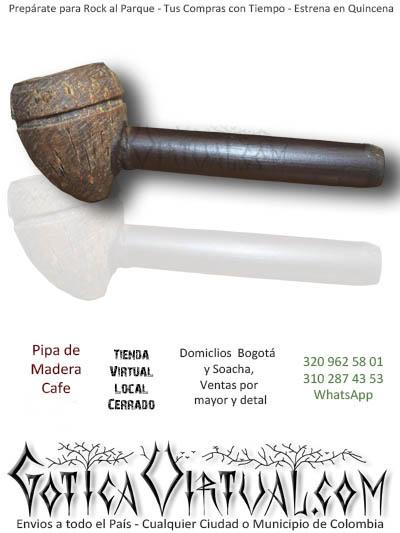 pipa madera cafe fumar venta online envios toda colombia