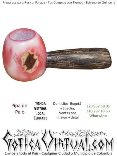 pipa de palo fumar envios toda colombia venta online domicilios bogota y soacha
