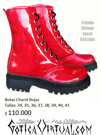 red shoes miami store new york dark gothic punk style san francisco boutique outlet brilliant buenos aires mexico london