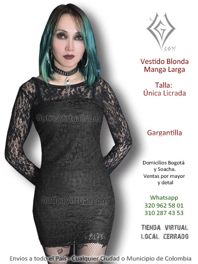 vestidos bogota tienda rock soacha clan goticos chapinero mayorista el madrugron online venecia restrepo alqueria suba bosa kennedy