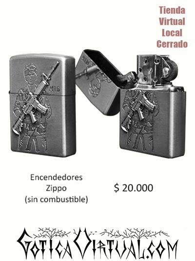 Otros Productos Ropa Negra Metalera Rockera Para